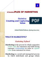 Principles Of Marketing Chapter 1 Customer Relationship Management