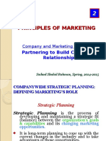 Principles of Marketing (Chapter 2).ppt