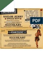 Einladung Sailor Jerry