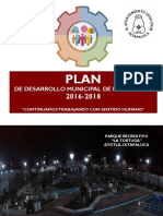 Plan de Desarrollo Municipal de Ixtapaluca 2016-2018