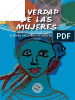 La Verdad de Las Mujeres. Víctimas del conflicto armado en Colombia