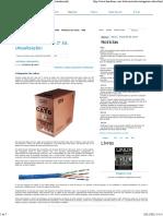 Categorias de Cabos - Redes, Guia Prático 2ª Ed