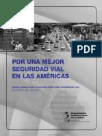 Por Una Mejor Seguridad Vial en Las Americas