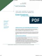 Biolene - Esterilizacion Por Oxido de Etileno