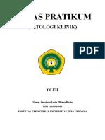praktikum patologi klinik sistem muskuloskeletal