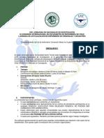 Circular N°1 Congreso de Investigación FENEECh 2016