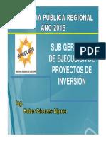 Gerencia Regional de Supervisin y Liquidacin