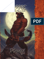 Werewolf the Forsaken - The Rage - Forsaken Player's Guide