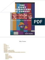The Eight Characters Of Comedy Pdf