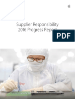 Apple Supplier Responsibility 2016 Progress Report