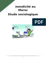 Expose Sociologie, La Mendicite, Le Cas Du Maroc
