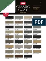 Classic Coat Color Card Web