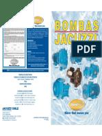 Manual Motobombas Jacuzzi