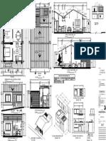 Casa 6.00m x 10.20m (50.94m2)