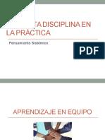 Presentación_La Quinta Disciplina en la Práctica_Eq.Ap..pptx
