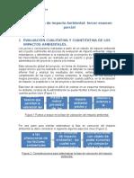 Evaluación de Impacto Ambiental Tercer Examen Parcial