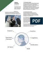 Inteligencias Múltiples - Modelo de Comunicación