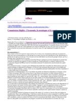 J.M. Harribey - Análise crítica ao relatório Stiglitz (Dossier PIB)