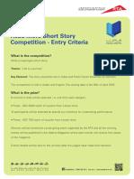 User Guide for Short Story