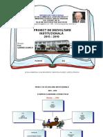 Proiect de Dezvoltare Institutionala 2015-2019 i.g .