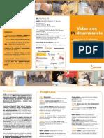 Programa Vidas Con in-Dependencia ECOM_cast