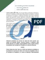 Politica de Seguridad Industrial y Salud Ocupacional (1)