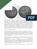 1500 Yıllık Ayyıldızlı Türk Parası