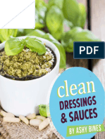 Dressings Sauces Recipes