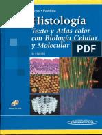 Histología Texto y Atlas. Ross.