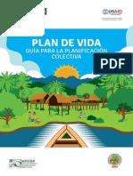 Plan de Vida - Guía Para La Planificación Colectiva