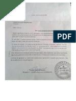 Carta Eusebio Gironda
