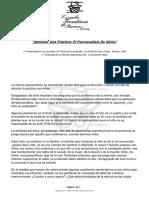 Alba Flesler - Delimitar Una Practica - El Psicoanalisis Con Niños