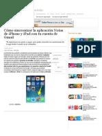 Cómo sincronizar la aplicación Notas de iPhone y iPad con tu cuenta de Gmail | Mobility