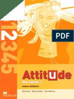 Attitude 2 - Workbook