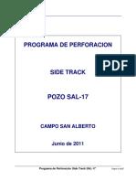 Programa Perf.side Track