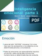 Inteligencia Emocional Parte 1