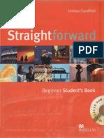 Straightforward Beginner SB