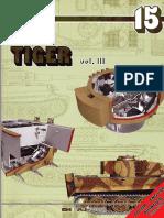 AJ-Press TANKPower 15 PzKpfw.vi Tiger Vol.3
