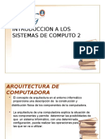 Introccion a Los Sistemas de Computo 2