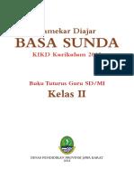 Buku Guru Sunda Kls 2 - 2014