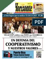 Horizonte Cooperativo Ed. 2011 07