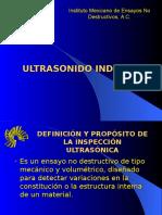 Cap v Ultrasonido Industrial