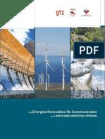 ERNC Mercado Electrico Chileno Baja Resolucion