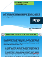 Apuntes de Estadística Descriptiva