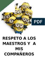 Regla Mento Del Grupo 2015 - 2'16