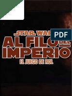 Al Filo Del Imperio - Pantalla Del DJ