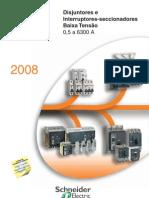 Schneider - Catalogo Disj e Inter 05 a 6300a