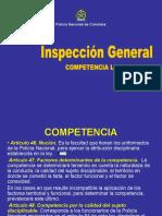 Competencia Ley 1015