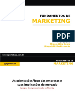 Fundamentos de Marketing Aula 06