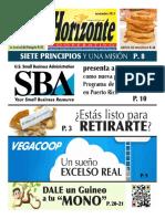 Horizonte Cooperativo Ed. 2013 11